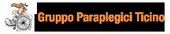 GPT // Gruppo Paraplegici Ticino Logo